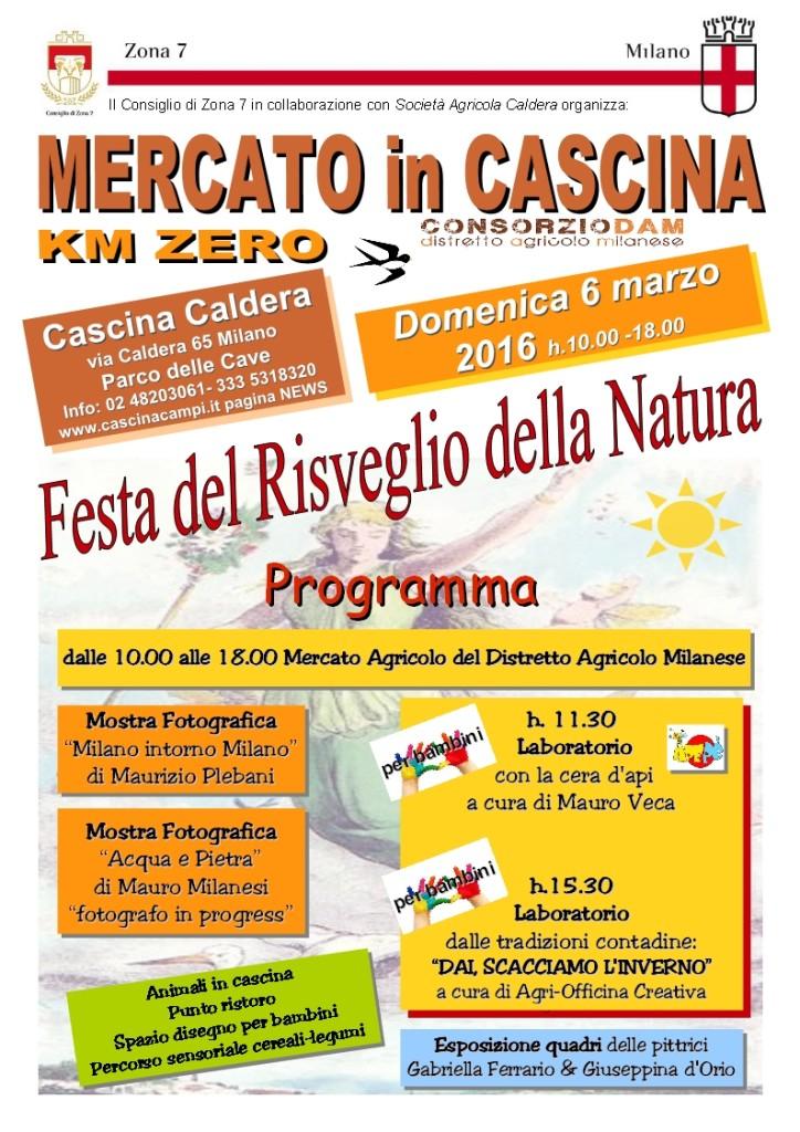 CALDERA Locandina 6 marzo Il Risveglio della Natura loghi corretti